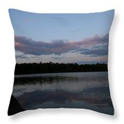 One Moment In Peace Throw Pillow