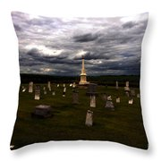 Only Borrowed Time Throw Pillow