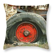 Only Flat On The Bottom Throw Pillow