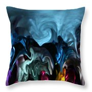 Only Fools Rush In Throw Pillow