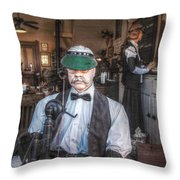 Only Two Tickets Left Throw Pillow