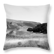 Open Country Throw Pillow