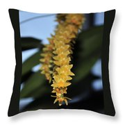 Orchid 908 Throw Pillow