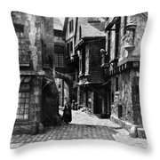 Orphans Of The Storm, 1922 Throw Pillow