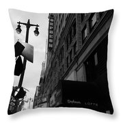 Orpheum Theater Throw Pillow