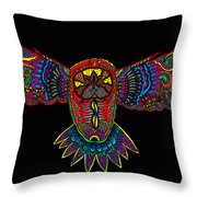Owl 1 Throw Pillow