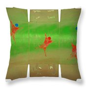 Own Goal Throw Pillow