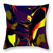 Pagliacci Throw Pillow
