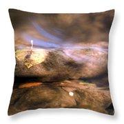 Paint Creek Throw Pillow