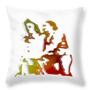 Pair Throw Pillow