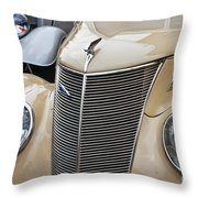 Pair Of Fords Throw Pillow