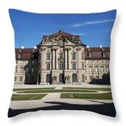 Palace Weissenstein Throw Pillow
