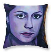 Pam Throw Pillow