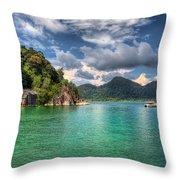 Pangkor Laut Throw Pillow