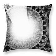Pantheon Oculus Throw Pillow