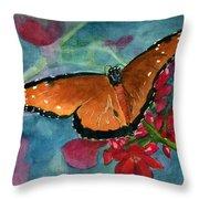 Papilio Fandango  Throw Pillow