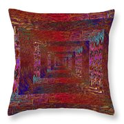 Paradigm Shift Throw Pillow
