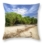 Paradise Lost 1.0 Throw Pillow