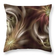 Parallelism 2 Throw Pillow by Casey Kotas