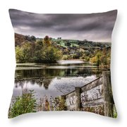 Parc Cwm Darran 1 Throw Pillow