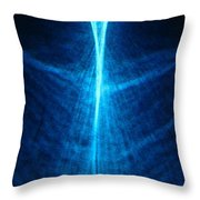 Passing Through 2 Throw Pillow by CML Brown