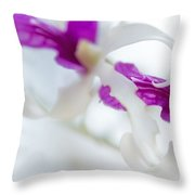 Passion For Flowers. Two Throw Pillow