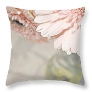 Passionly  Pink Throw Pillow