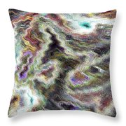 Pastel Art Throw Pillow