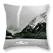 Patagonia Winds Throw Pillow
