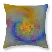 Path Into Passion Throw Pillow