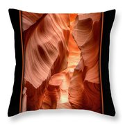 Pathway Throw Pillow