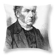 Patrick Bell (1799-1869) Throw Pillow