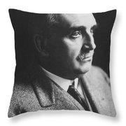 Paul Claudel (1868-1955) Throw Pillow
