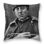 Paul Gauguin Throw Pillow