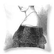 Pauline Viardot-garcia Throw Pillow