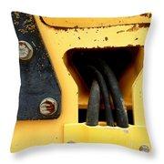 Pc49 Throw Pillow
