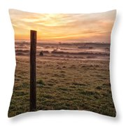 Peace And Tranquillity  Throw Pillow