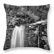 Peace Of Water Throw Pillow