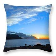 Peaceful Solitude Throw Pillow