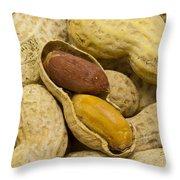 Peanuts 7 Throw Pillow