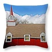 Peddler's Loft Throw Pillow