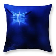 Pelican Dream Throw Pillow