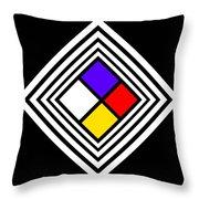 Pennant Throw Pillow