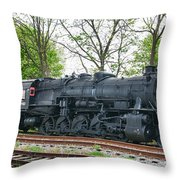 Pennsy 4483 Throw Pillow