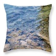 Penobscot Bay Throw Pillow