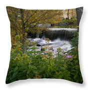 Perfect Country Setting Throw Pillow