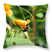 Perfect Fit Throw Pillow