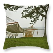 Perfect Spot Throw Pillow by Paul Mangold