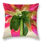 Petal Support Throw Pillow