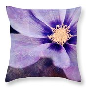 Petaline - 06bt04b Throw Pillow